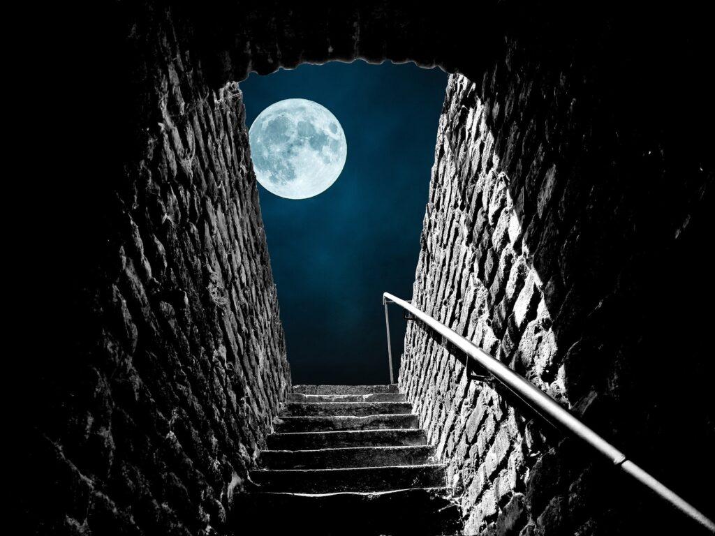 Brilla la Luna