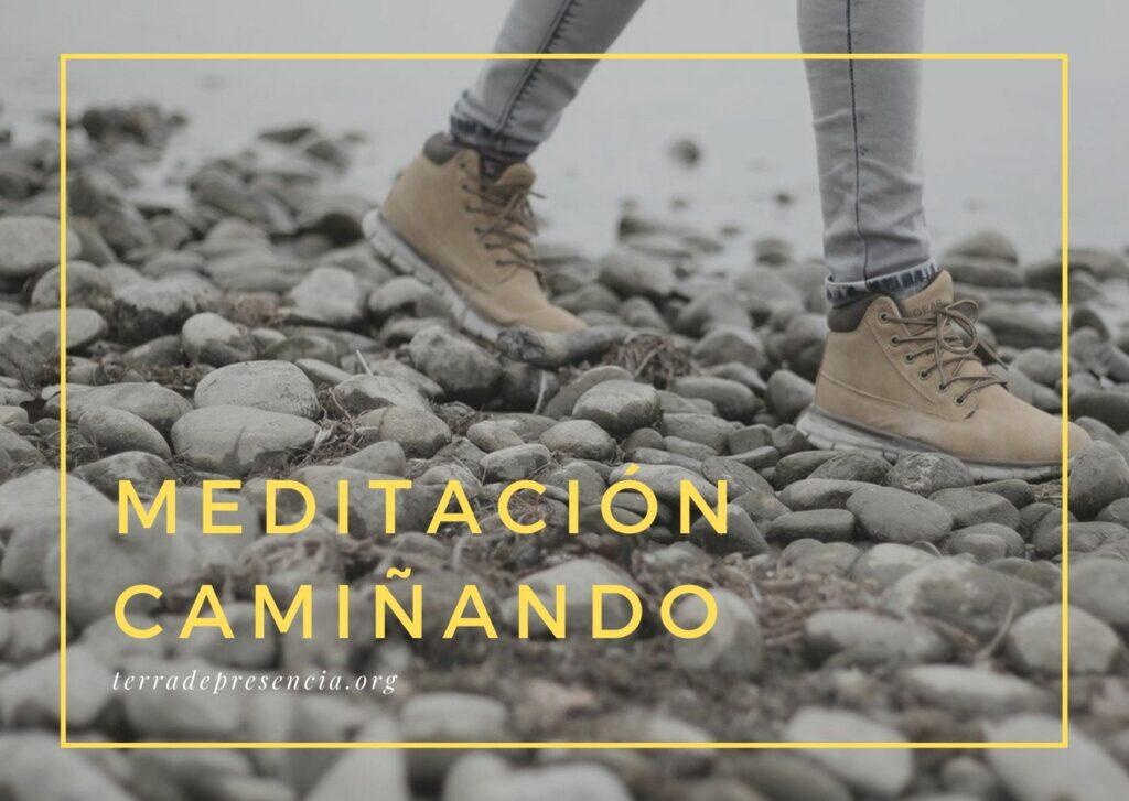 Meditación camiñando