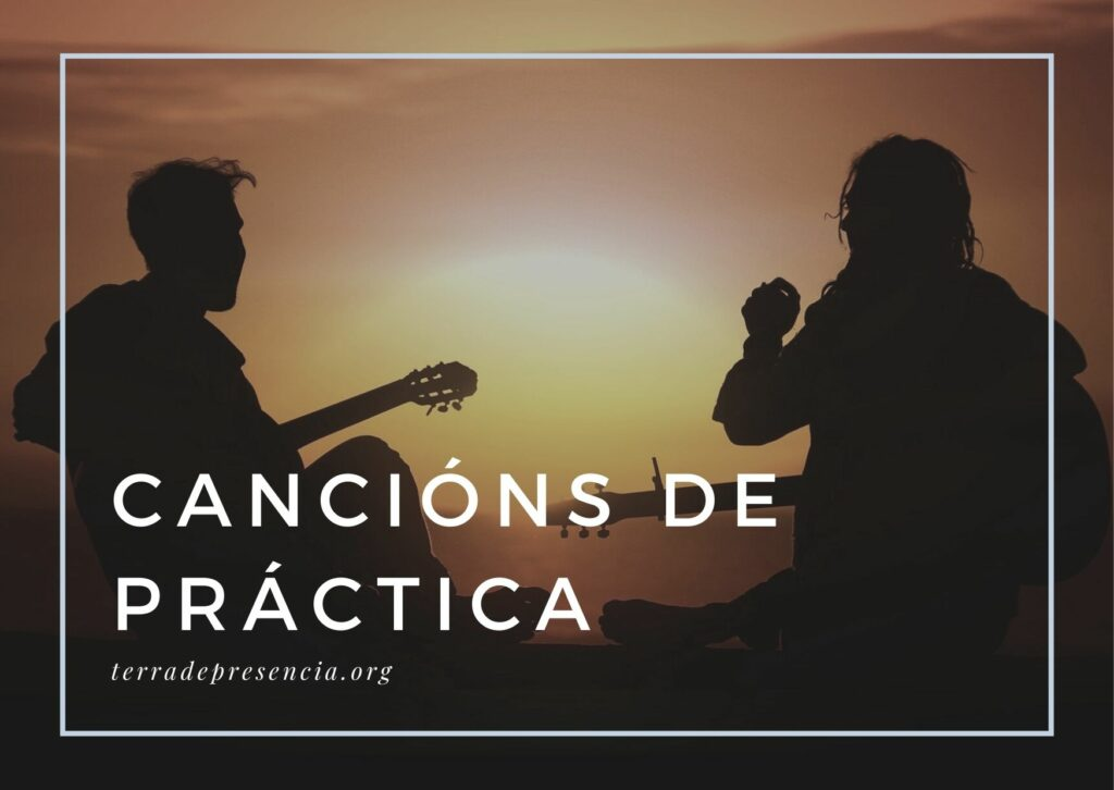 Cancións de Práctica